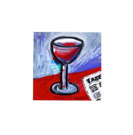 Weinlektüre