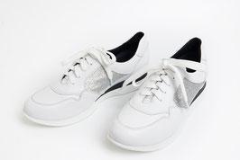 Кроссовки Fidgi белые