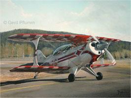 Pitts Flugzeug