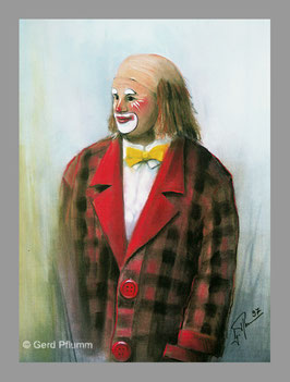 Clown Rudolf