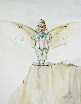 Clown Helmut