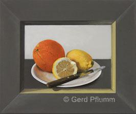 Orange Zitrone