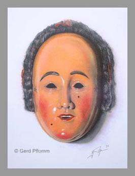 Villinger Narro Maske, Miniatur-Bild