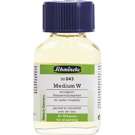 Schmincke, Medium W, 60 ml