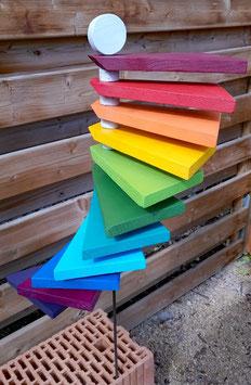 Regenbogenstecker