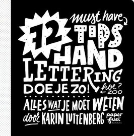 72 tips -Handlettering doe je zo!