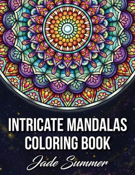 Jade Summer - Intricate Mandalas