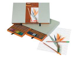Bruynzeel Design Colour Box - 24 kleurpotloden