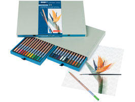 Bruynzeel Design Aquarel Box - 24 aquarelpotloden