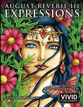 Chinthaka Herath - August Reverie 3: Expressions