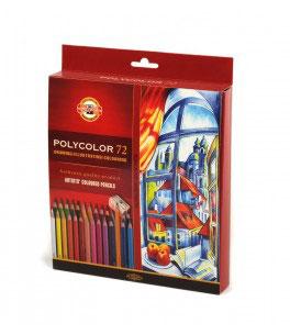 Koh-I-Noor Polycolor Artist's set - 72 stuks