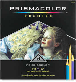 Prismacolor Premier Verithin Pencils - 24 stuks