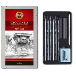 Koh-I-Noor Gioconda Art set 11-delig