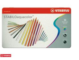 Stabilo Aquacolor - 36 kleurpotloden