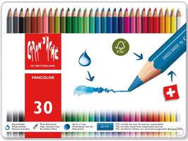 Caran d' Ache Fancolor - 30 stuks