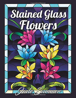 Jade Summer - Stained Glass Flowers
