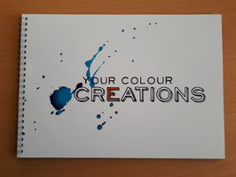 Schetsboek Your Colour Creations A5