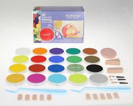 PanPastel set Painting - 20 kleuren