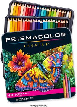 Prismacolor Premier Colored Pencils - 48 stuks