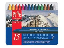Caran d' Ache Neocolor II - 15 stuks