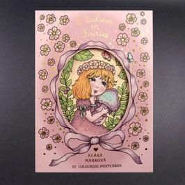Klara Markova - I believe in Fairies - kleurkaarten