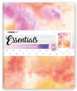 Art Journal Studio Light 24x29 cm Essentials nr. 02