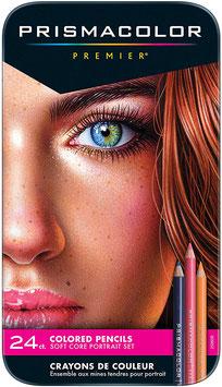 Prismacolor Premier Portrait Set - 24 stuks