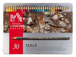Caran d' Ache Pablo - 30 stuks