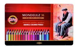 Koh-I-Noor Mondeluz Gold - 36 stuks