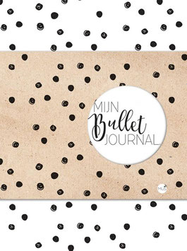 Mijn Bullet Journal - Black Dot