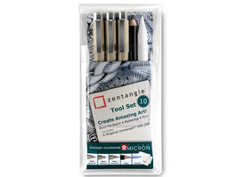 Zentangle Tool Set 10-delig