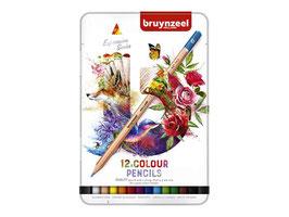 Bruynzeel Expression - 12 kleurpotloden