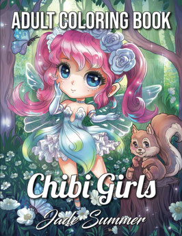 Jade Summer - Chibi Girls