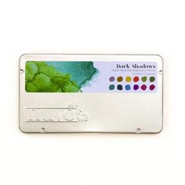Nuvo Watercolour - Dark Shadows