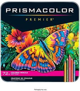 Prismacolor Premier Colored Pencils - 72 stuks