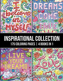 Jade Summer - Inspirational Collection 4 in 1