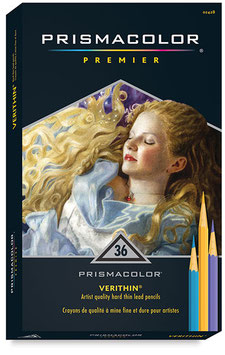 Prismacolor Premier Verithin Pencils - 36 stuks