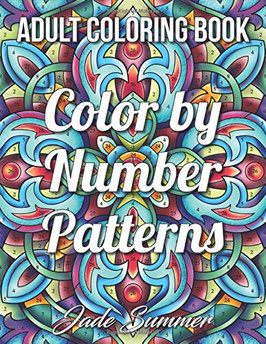 Jade Summer - Color by Number Patterns