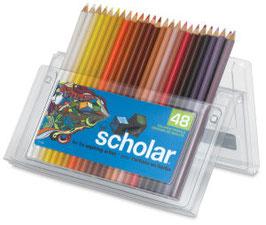 Prismacolor Scholar Art Pencils - Set 48 stuks