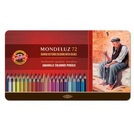 Koh-I-Noor Mondeluz Gold - 72 stuks