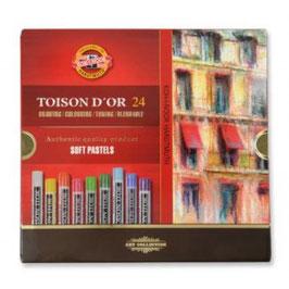 Koh-I-Noor Soft Pastels - 24 stuks
