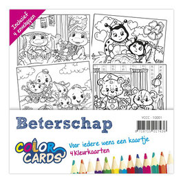Color Cards - Beterschap