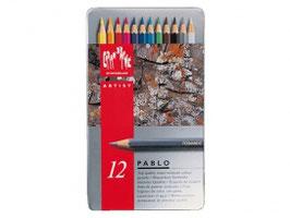 Caran d' Ache Pablo - 12 stuks