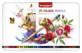 Bruynzeel Expression - 36 kleurpotloden