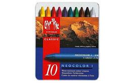 Caran d' Ache Neocolor I - 10 stuks
