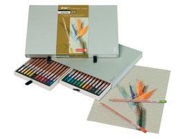 Bruynzeel Design Pastel Box - 24 potloden