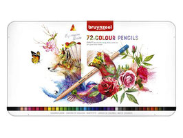 Bruynzeel Expression blik - 72 kleurpotloden