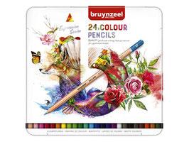 Bruynzeel Expression - 24 kleurpotloden