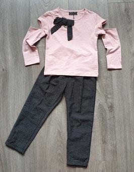 Spring set pink