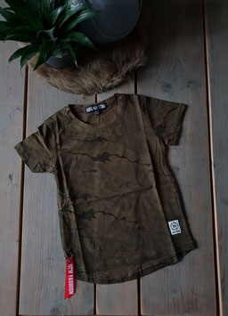 Cool army green shirt